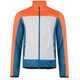Dare 2b Correlate Core Stretch Jacket Men Kingfisher Blue/Ash Grey Marl/Pumpkin Orange